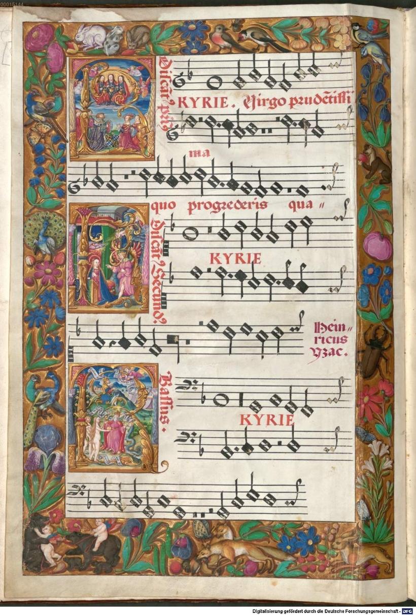 WagenriederLukas [Schreiber]9 Sacred songs